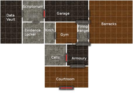 precinct fortress sphaera imperator